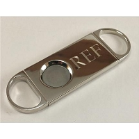 Engraved Cigar Cutter